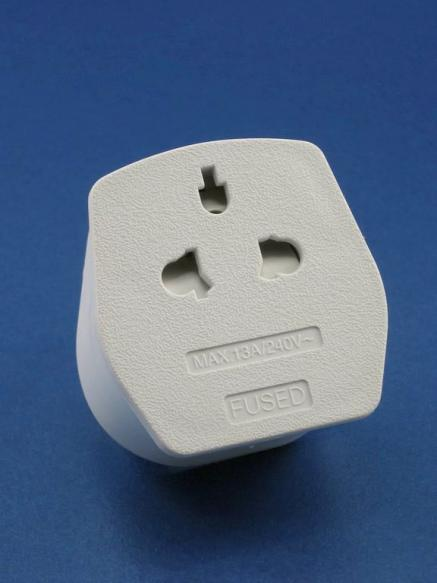 Travel Adaptors - 360 (without socket ring)