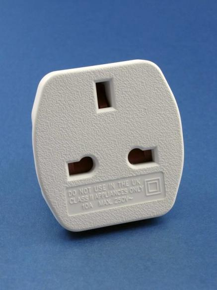 Travel Adaptors - 580