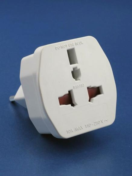 Travel Adaptors - 590